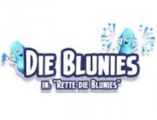 """Die Blunies in: """"Rette die Blunies"""""""