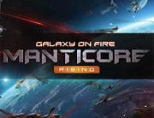 Galaxy on Fire – Manticore Rising