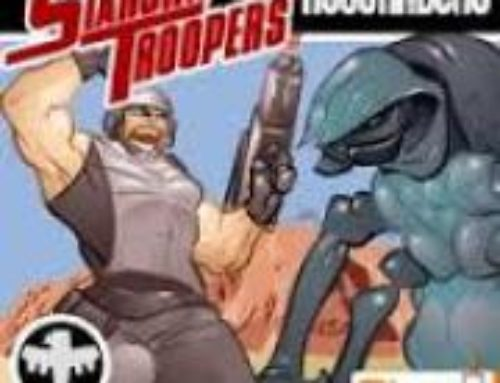 Starship Troopers – Roughnecks