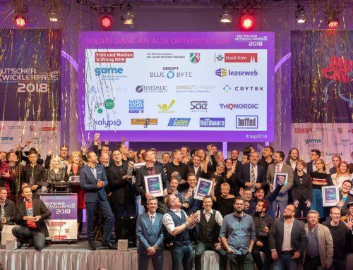 Die Gewinner des Deutschen Entwicklerpreises 2018