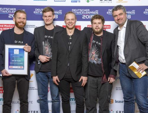 Ubisoft Blue Byte Newcomer Award (Studierende)
