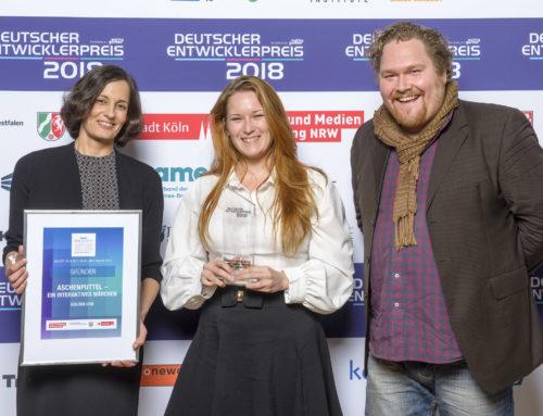 Ubisoft Blue Byte Newcomer Award (Gründer)
