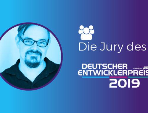 Die Jury des DEP 2019 – fünf Fragen an Björn Bergstein