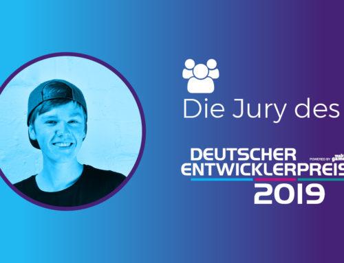 Die Jury des DEP 2019 – drei Fragen an Chris Wulf
