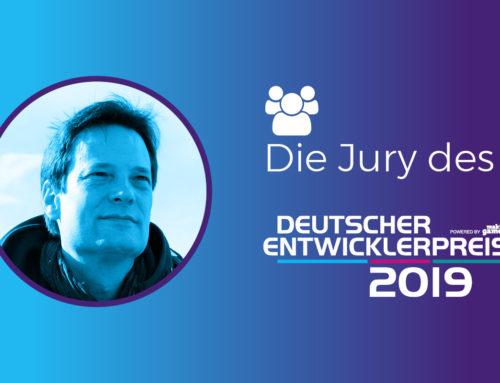 Die Jury des DEP 2019 – drei Fragen an Ralf C. Adam