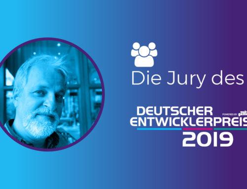 Die Jury des DEP 2019 – drei Fragen an Teut Weidemann