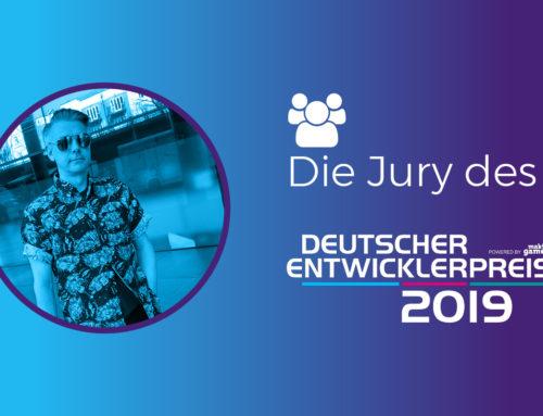 Die Jury des DEP 2019 – fünf Fragen an Daniel Dumont