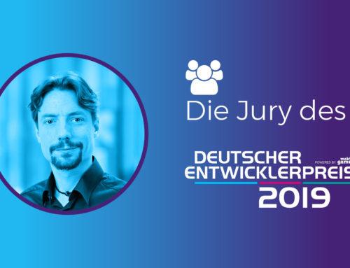 Die Jury des DEP 2019 – fünf Fragen an Florian Füsslin