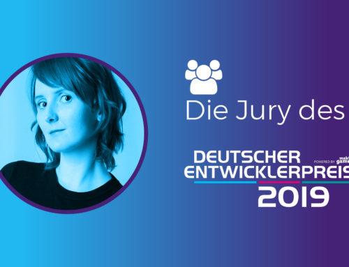 Die Jury des DEP 2019 – drei Fragen an Maria Manneck