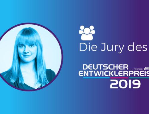 Die Jury des DEP 2019 – fünf Fragen an Carolin Wendt